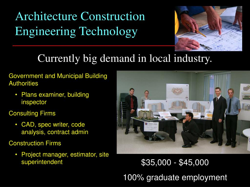 Architecture Construction Engineering Technology