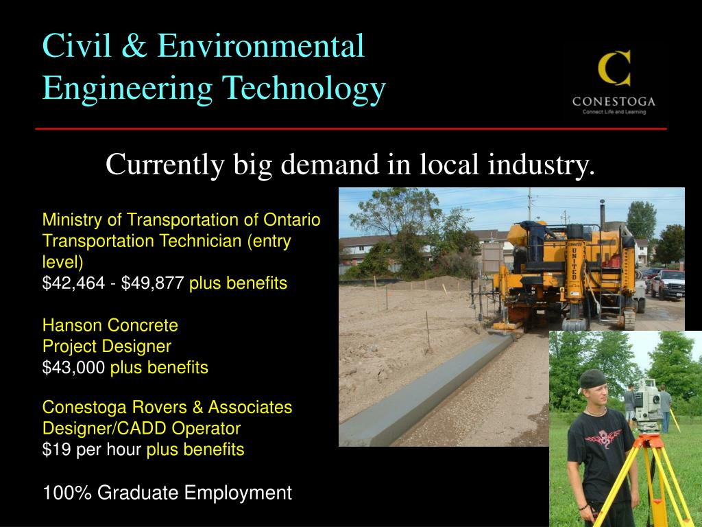 Civil & Environmental Engineering Technology