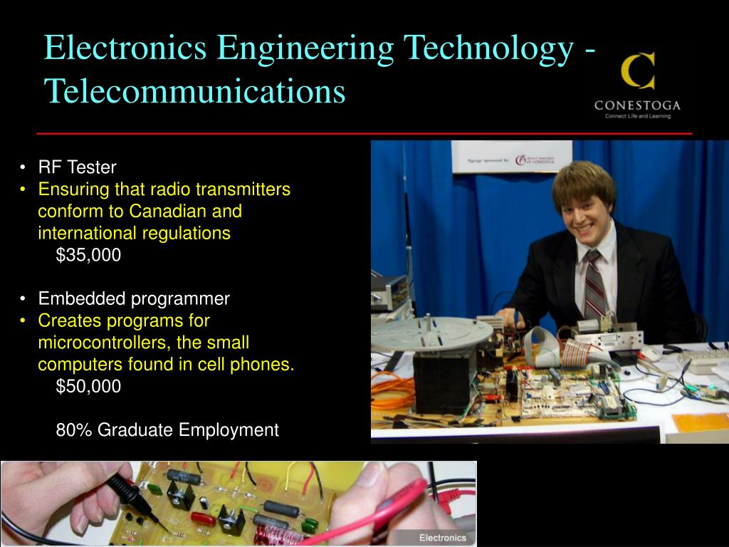 Electronics Engineering Technology -  Telecommunications
