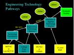 engineering technology pathways