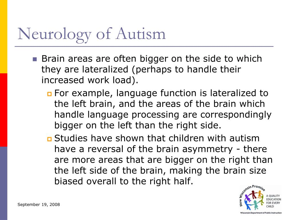 Neurology of Autism