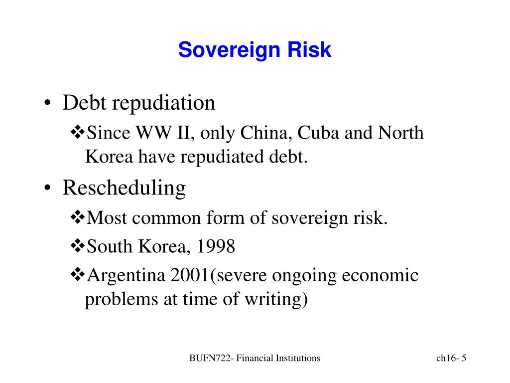 sovereign risk Sovereign risk, fiscal policy, and macroeconomic stability giancarlo corsetti, keith kuester, andre meier, and gernot j mueller wp/12/33.