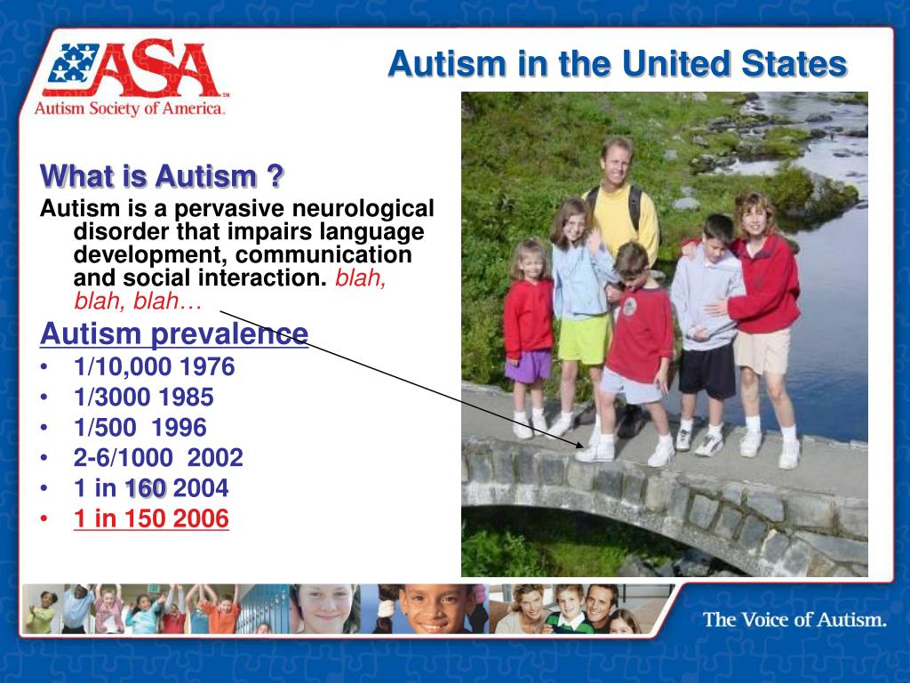 Autism in the United States