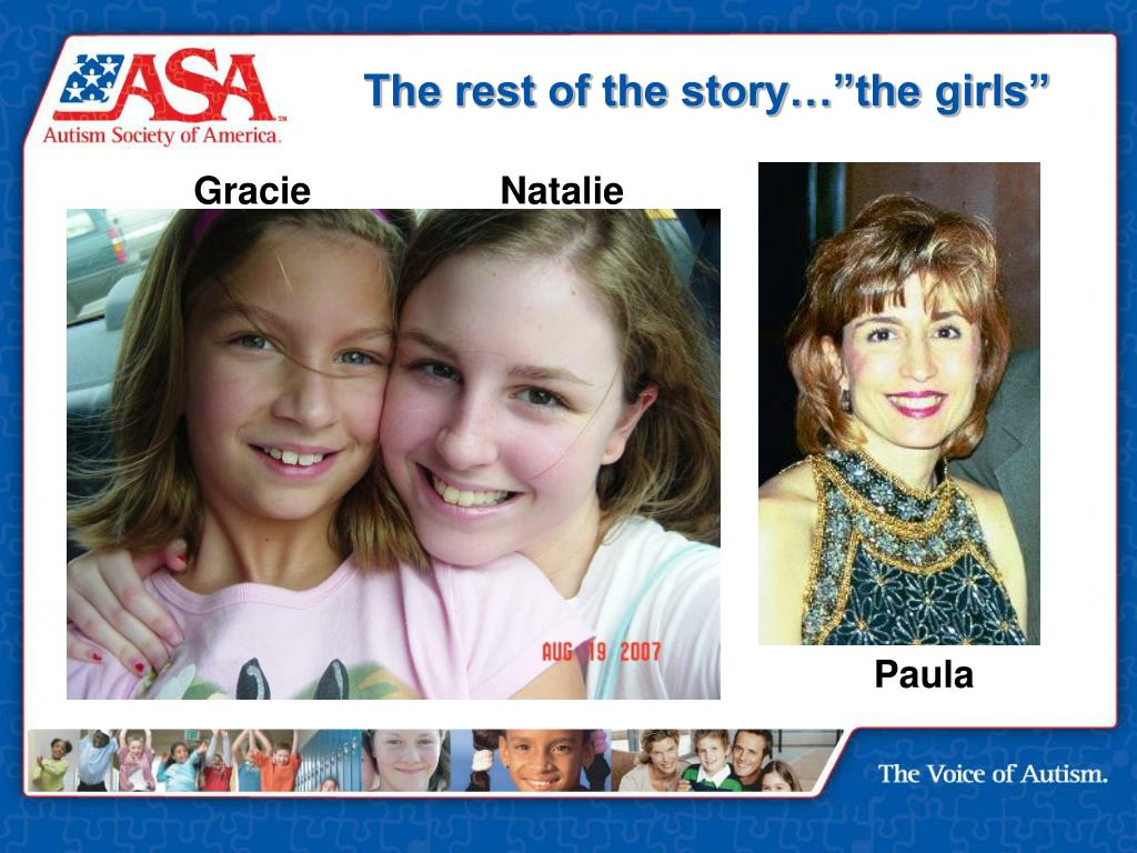 """The rest of the story…""""the girls"""""""