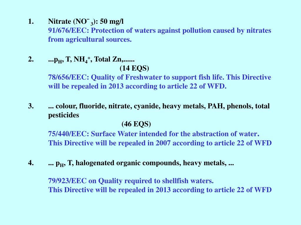 Nitrate (NO