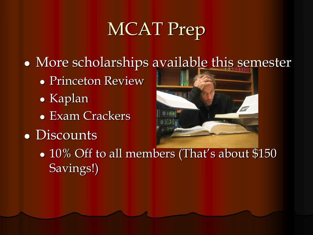 MCAT Prep