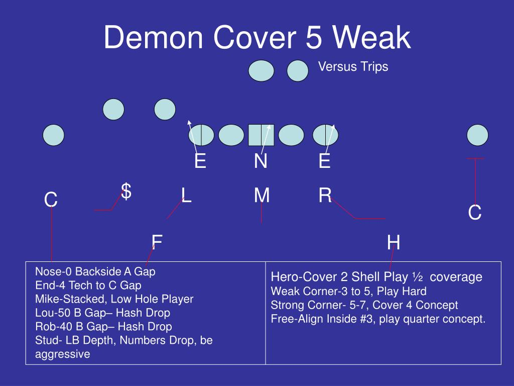 Demon Cover 5 Weak
