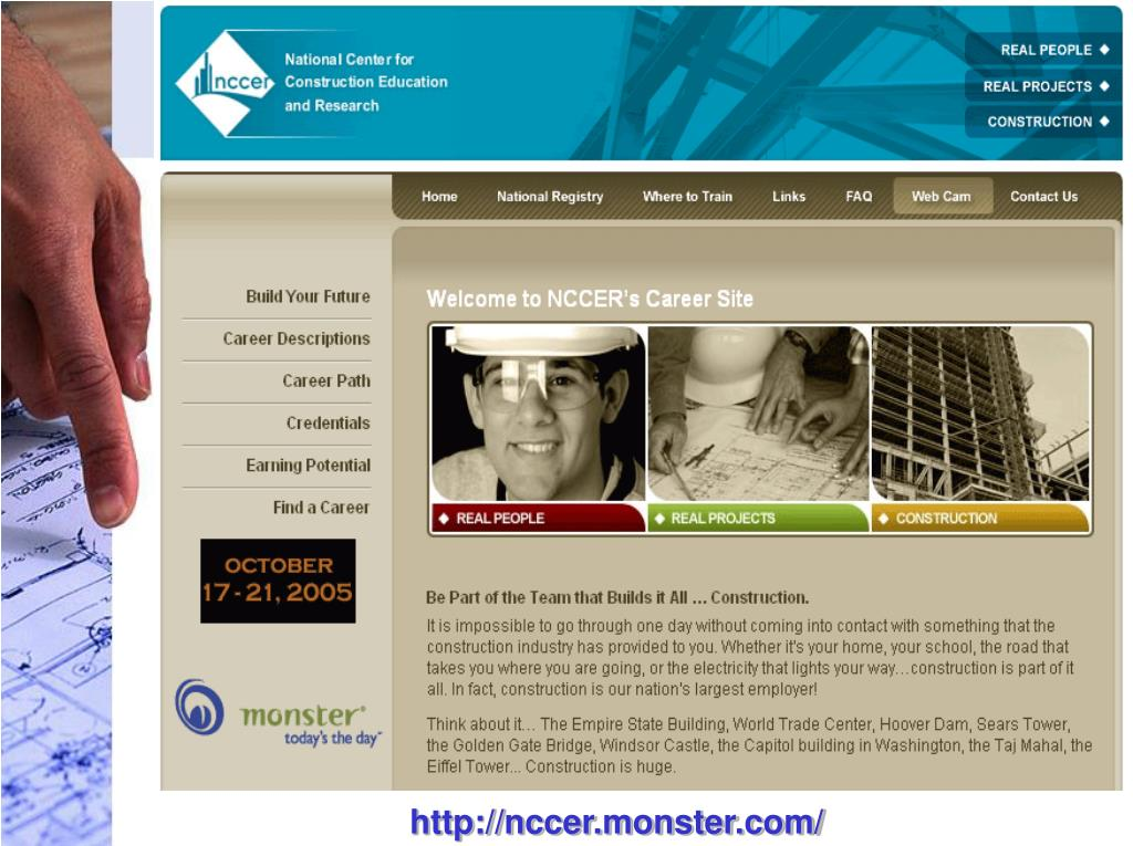 http://nccer.monster.com/
