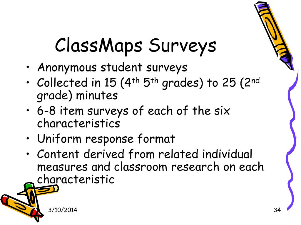 ClassMaps Surveys