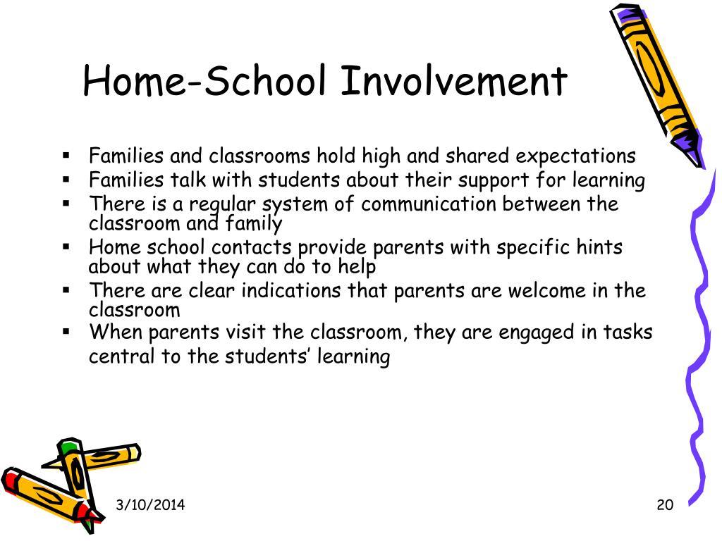 Home-School Involvement