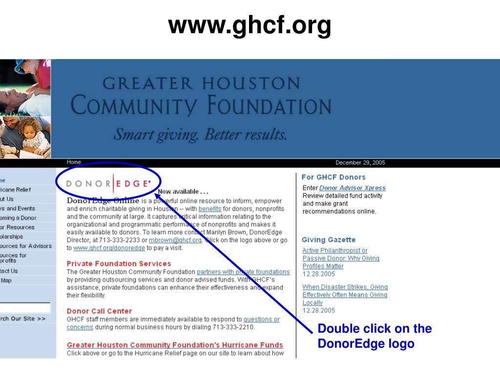 www.ghcf.org