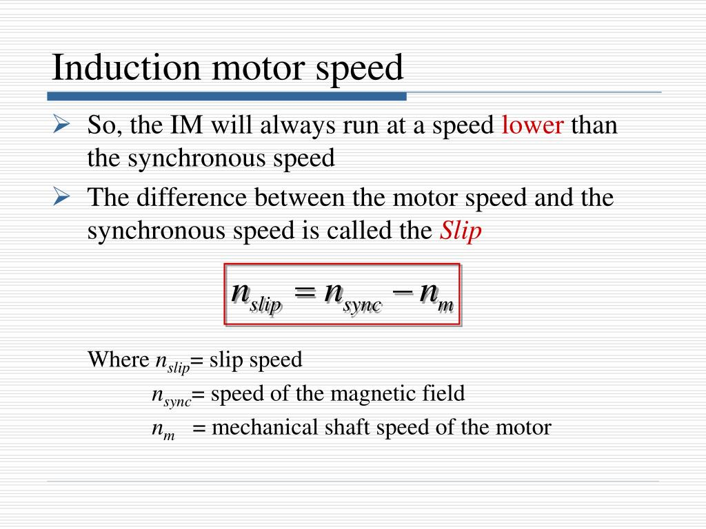 Ppt Induction Motors Powerpoint Presentation Id 752079