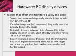 hardware pc display devices15