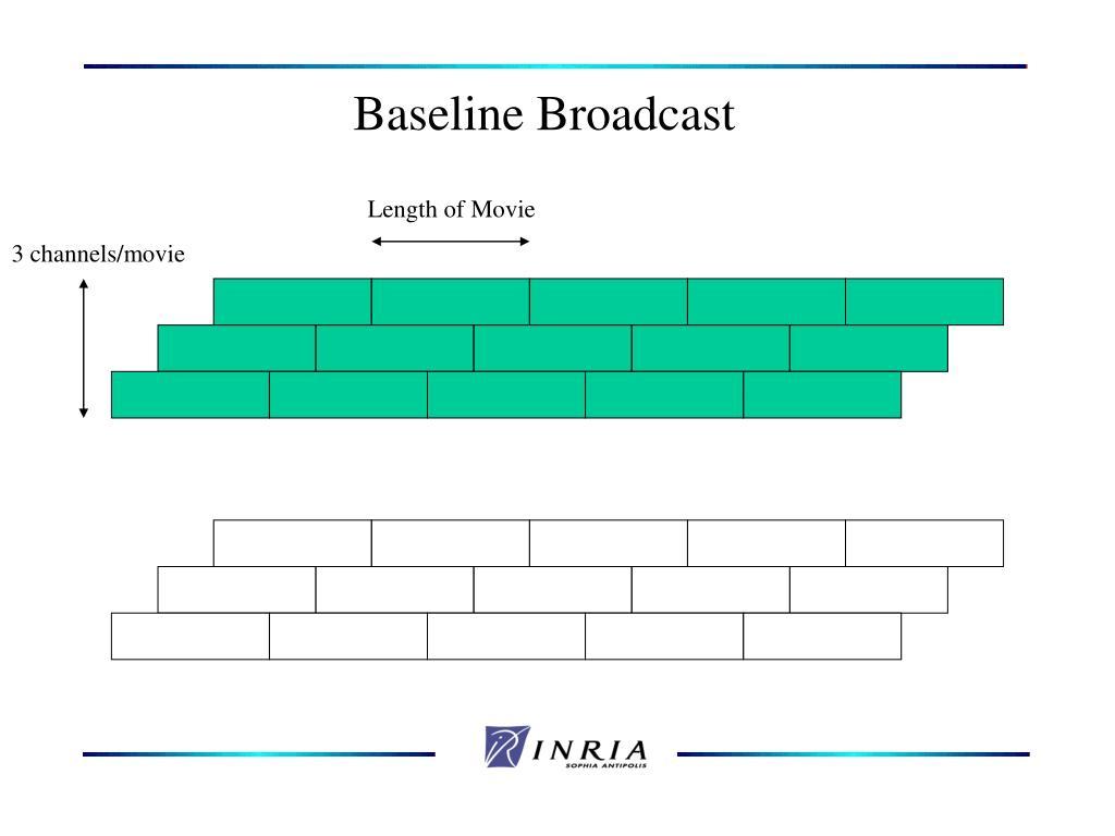 Baseline Broadcast