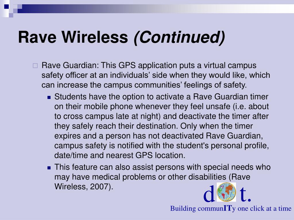 Rave Wireless