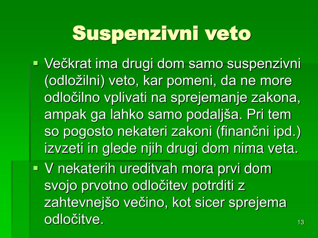 Suspenzivni veto