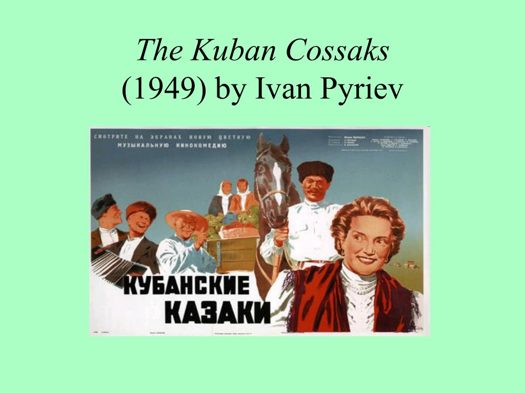 The Kuban Cossaks