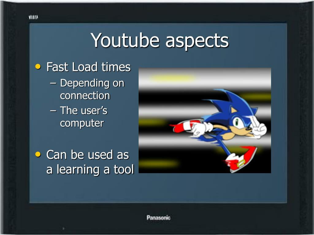 Youtube aspects
