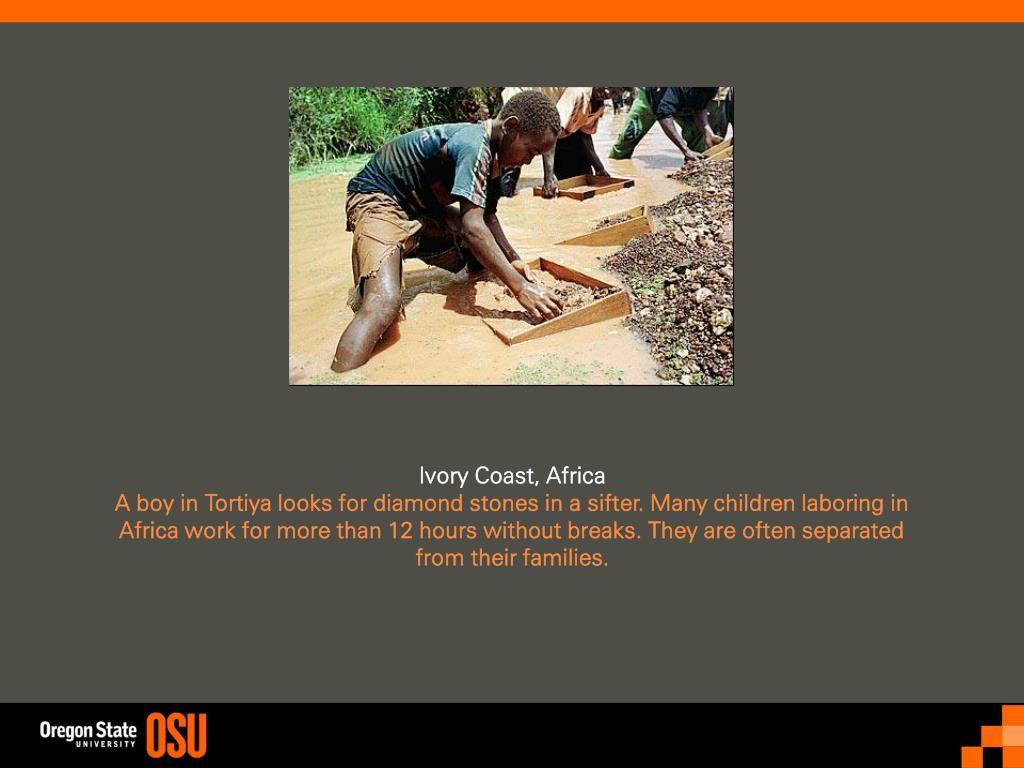 Ivory Coast, Africa