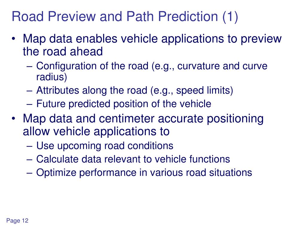Road Preview and Path Prediction (1)