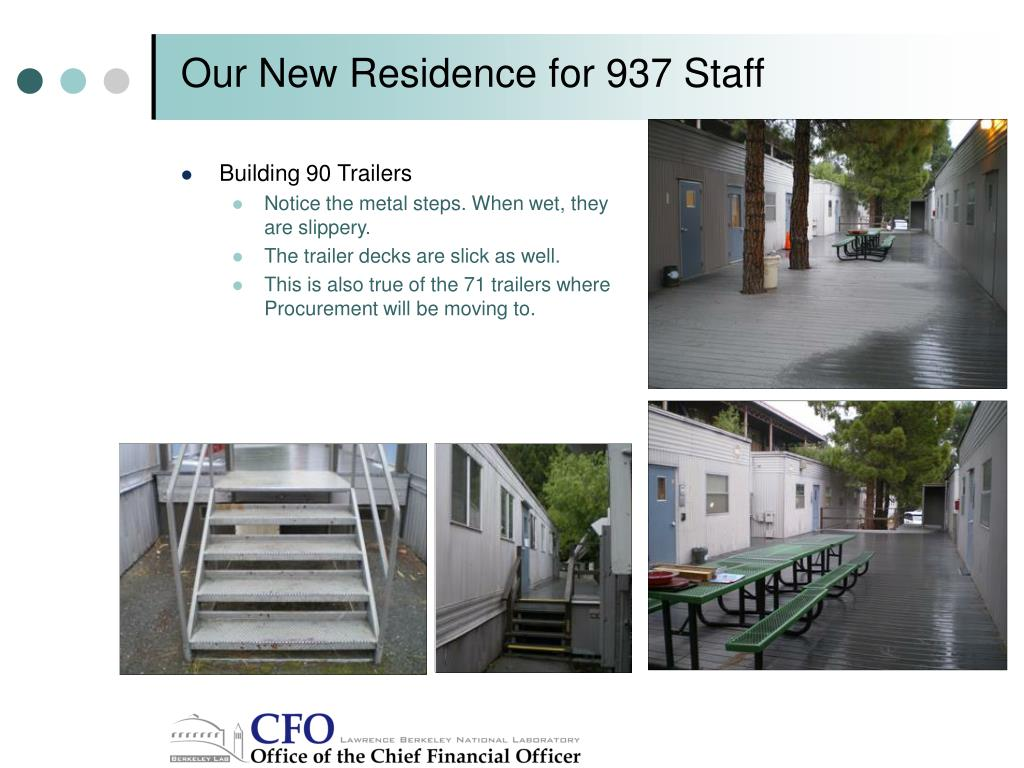 Our New Residence for 937 Staff