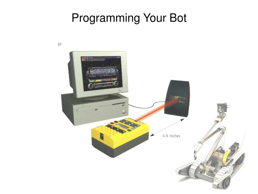 Programming Your Bot