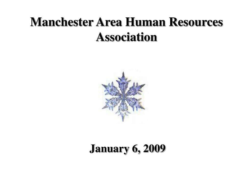 Manchester Area Human Resources Association