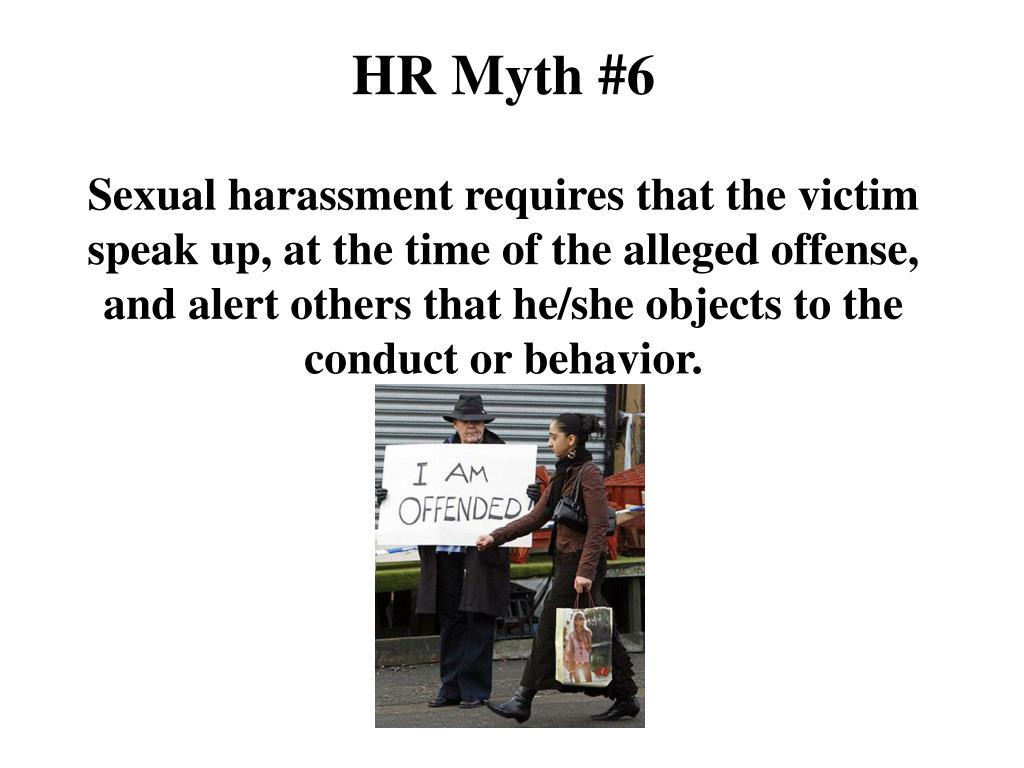 HR Myth #6