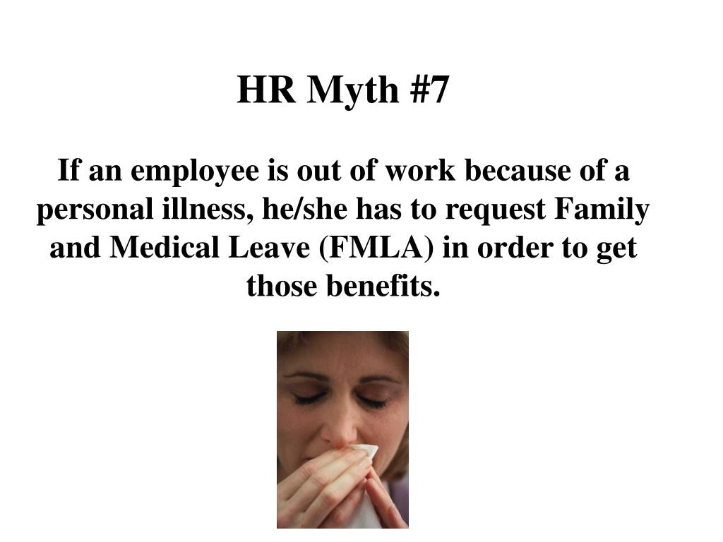 HR Myth #7