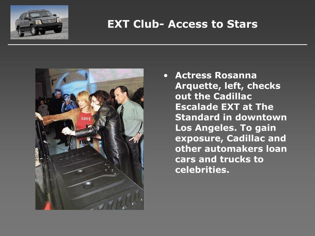 EXT Club- Access to Stars