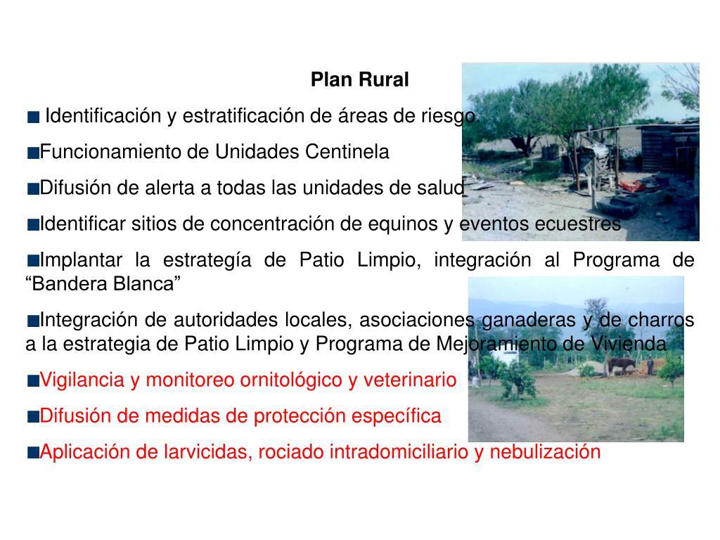 Plan Rural