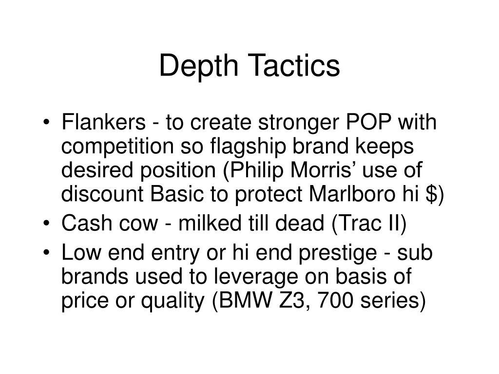 Depth Tactics