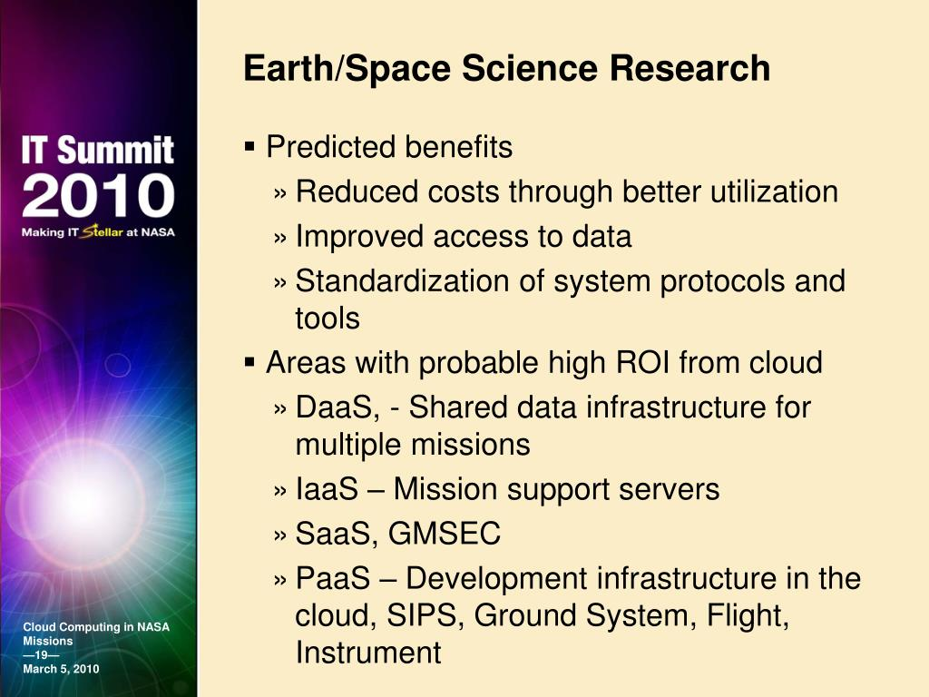 Earth/Space Science Research