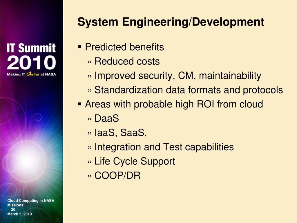 System Engineering/Development