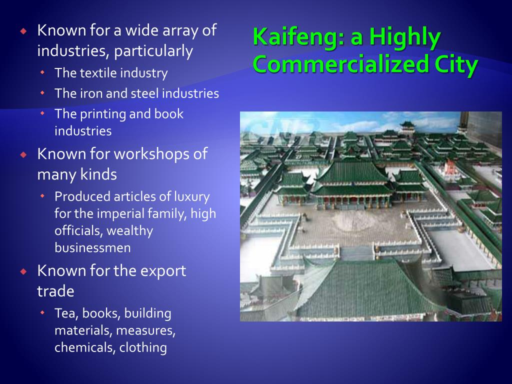 Kaifeng: a Highly