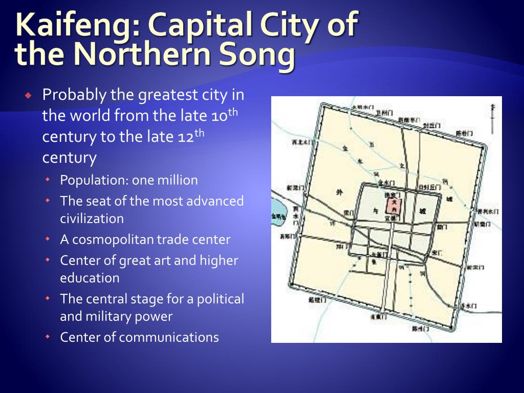 Kaifeng: Capital City of