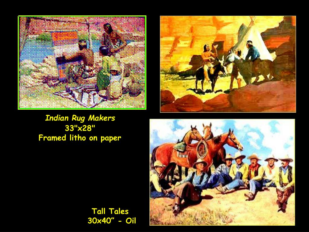 Indian Rug Makers
