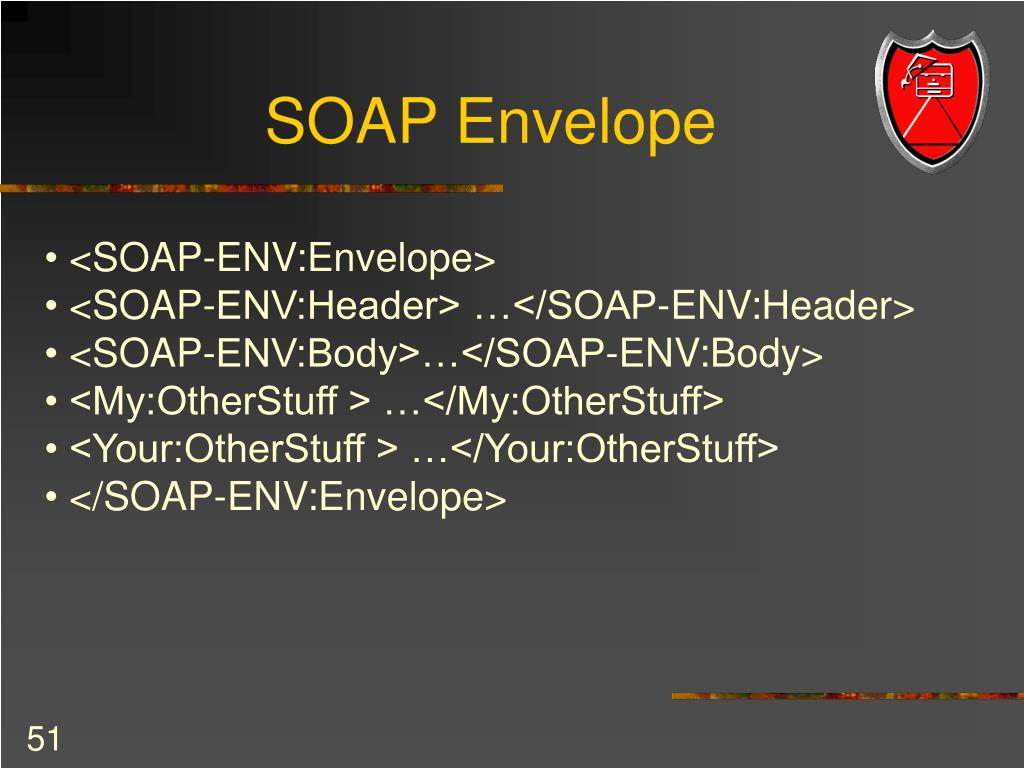 SOAP Envelope
