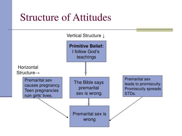 Structure of Attitudes