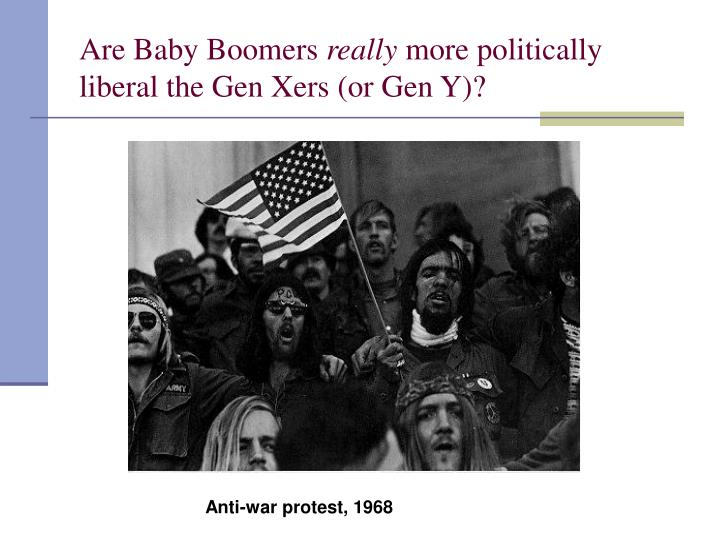 Are Baby Boomers