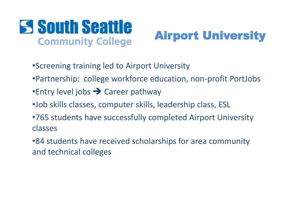 Airport University