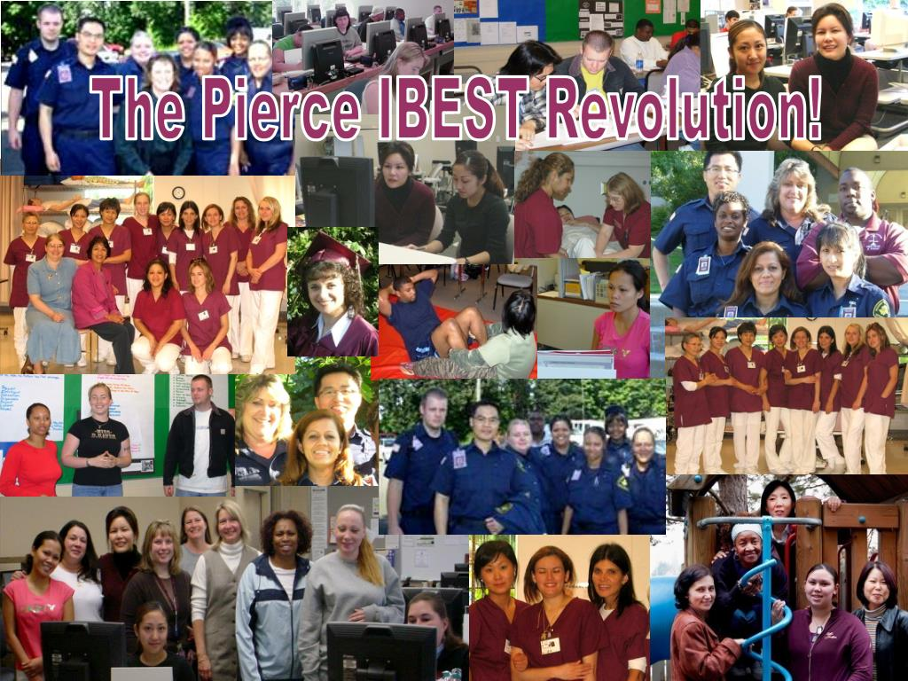 The Pierce IBEST Revolution!