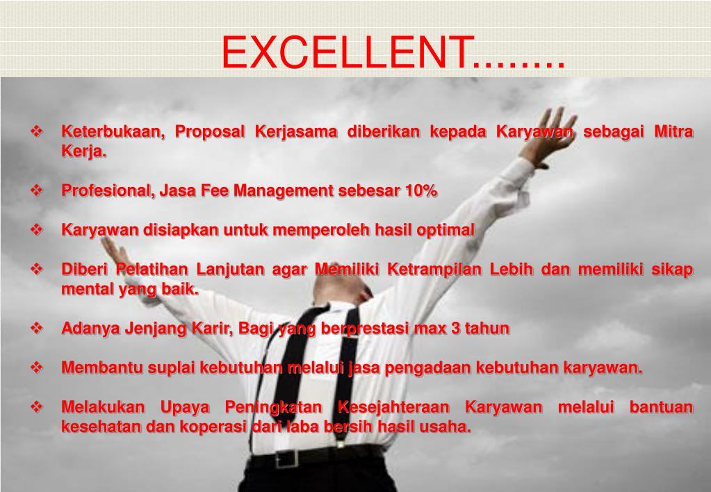 EXCELLENT........