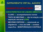 sofrimento fetal agudo9