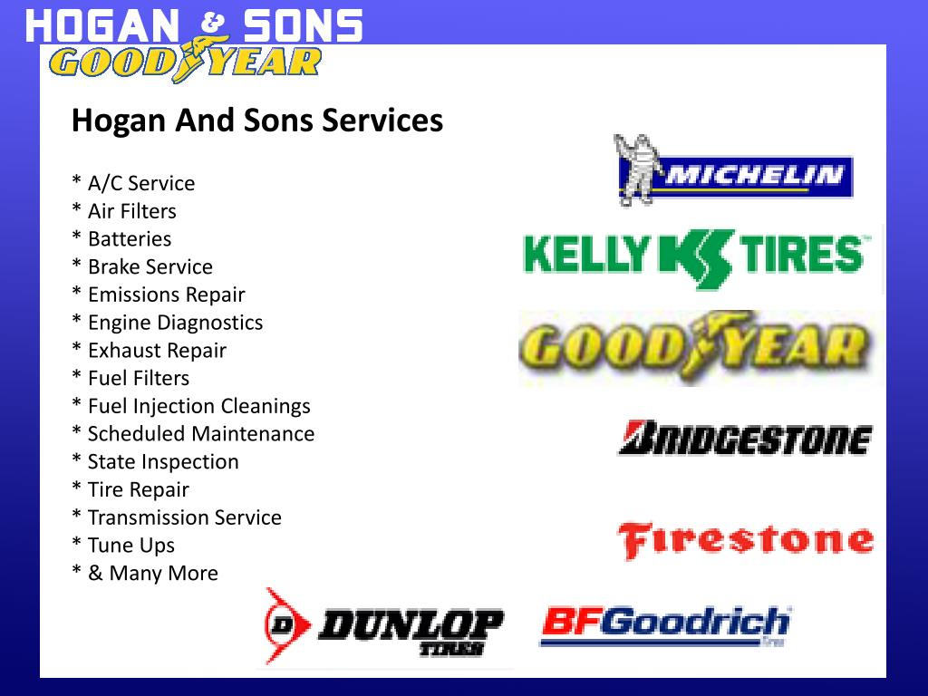 Hogan And Sons Services