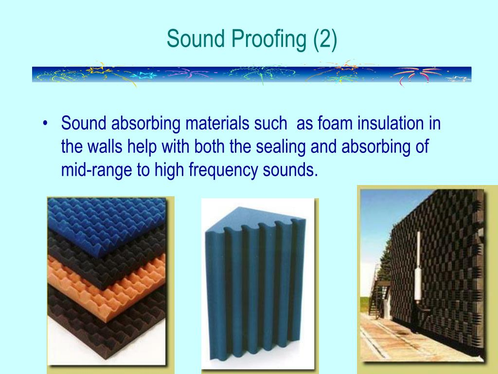 Sound Proofing (2)