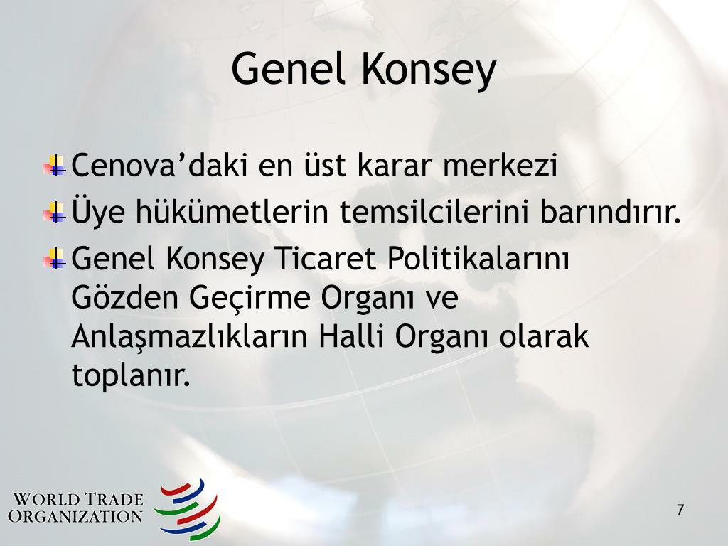 Genel Konsey