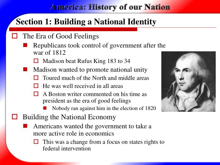 Section 1 building a national identity l.jpg
