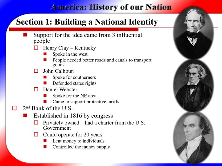 Section 1 building a national identity3 l.jpg