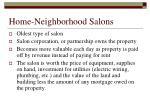 home neighborhood salons